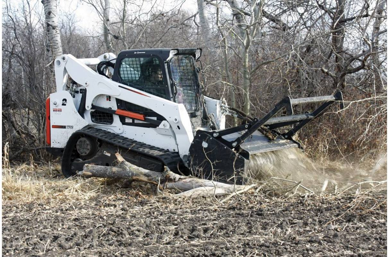 2018 Erskine Attachments HFM1100 Heavy-Duty Forestry Mulcher