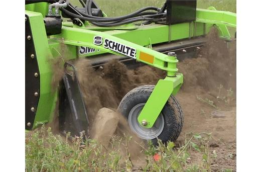 2018 Schulte SMR-600 Multi Rake Windrower for sale in Fort