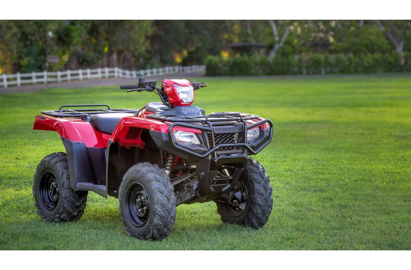 2019 Honda Rubicon 500 IRS EPS