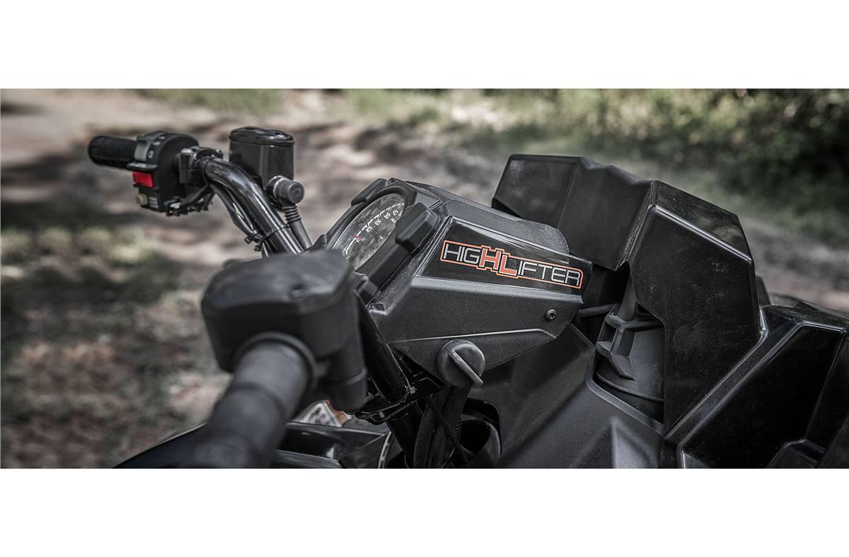 2019 Polaris Industries Sportsman® 850 High Lifter Edition - Cruiser Black