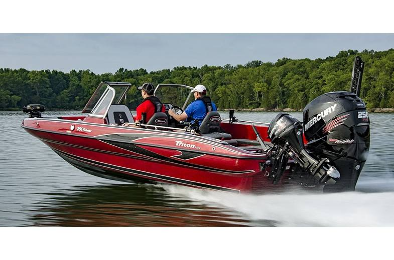 2019 Triton Boats 206 Fishunter for sale in Breckenridge, TX