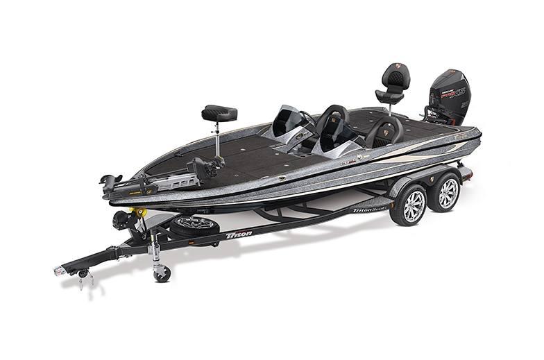 2019 Triton Boats 20 TrX for sale in Milledgeville, GA