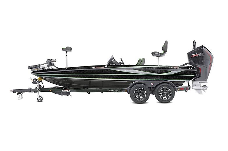 2019 Triton Boats 19 TrX Patriot for sale in Milledgeville