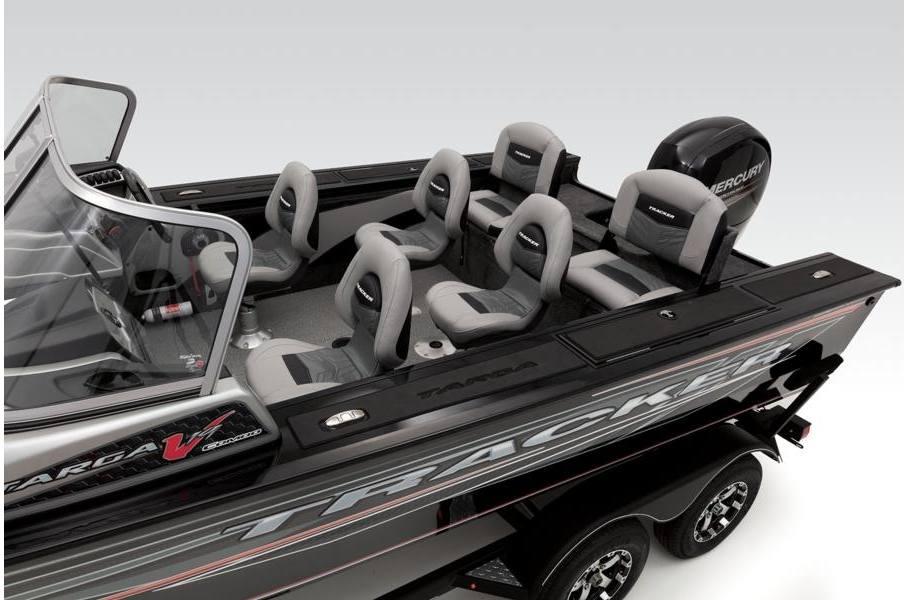 2019 Tracker Targa™ V-19 Combo Tournament Ed  for sale in