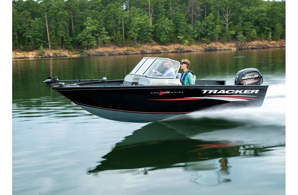 2019 Tracker Pro Guide™ V-175 WT