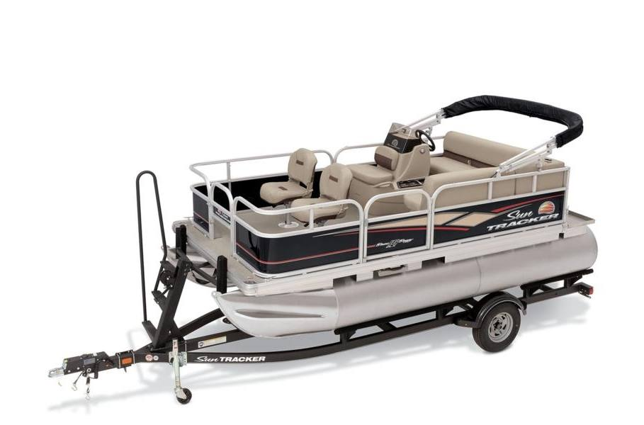 2019 sun tracker bass buggy� 16 dlx et