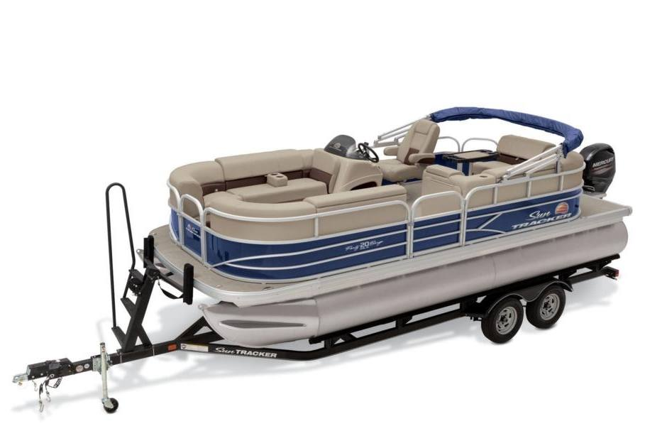 2019 sun tracker party barge� 20 dlx