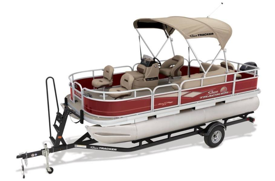 2019 sun tracker bass buggy� 18 dlx