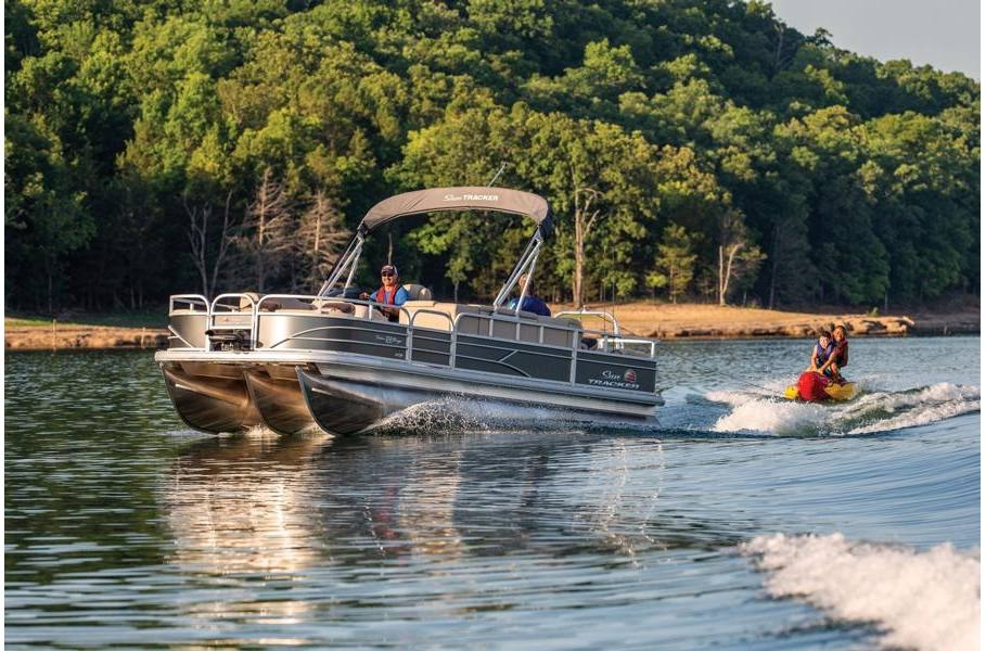 2019 Sun Tracker FISHIN' BARGE® 22 XP3
