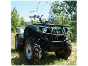 ATV QUICK RELEASE WINDSHIELDS