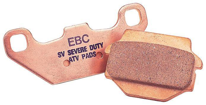 EBC SV Series Brake Pads Rear for YAMAHA YFM250R Raptor 2008-2013
