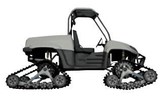 TATOU 4S ATV/UTV TRACK SYSTEMS