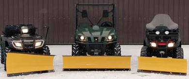 Cycle Country ATV Snow Plow