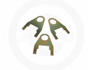 CLUTCH BUTTON RETAINER CLIPS