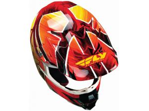 F2 CARBON GRAPHIC HELMET