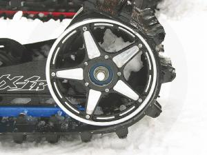 "8"" RALLY BILLET WHEEL"