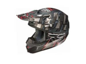KINETIC RACING ADULT HELMET