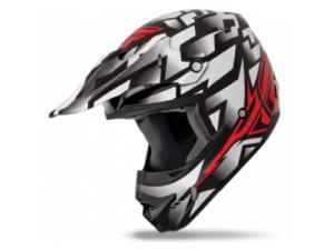 KINETIC BLOCK OUT FULL FACE HELMET