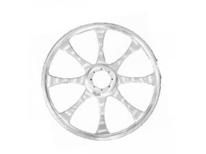 8-SPOKE WHEELS