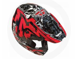 """KINETIC"" ADULT HELMETS ""ELECTRIC"" GRAPHIC"