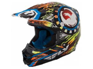 """2014 DRAGON LIMITED"" GRAPHIC HELMET"