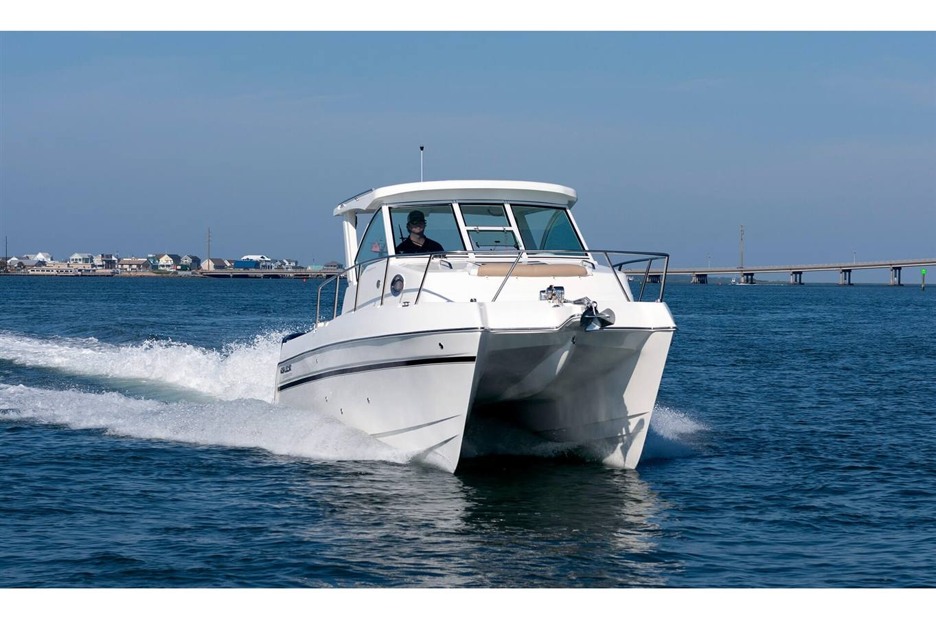 Glacier Bay Boats >> 2019 World Cat 2780 Hardtop Glacier Bay Edition For Sale In
