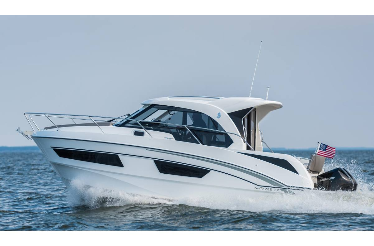 2019 Beneteau Antares 27 For Sale In Burnaby Bc M P Mercury