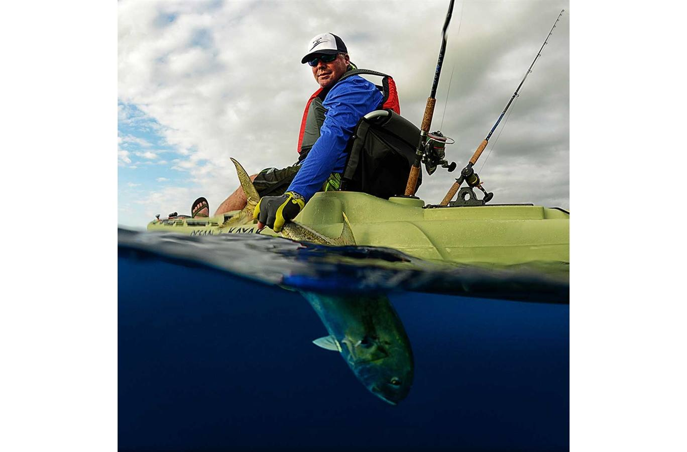 2019 Ocean Kayak Prowler Big Game II Angler for sale in