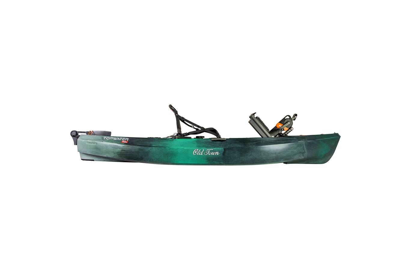 2019 Old Town Canoes and Kayaks Topwater PDL Angler