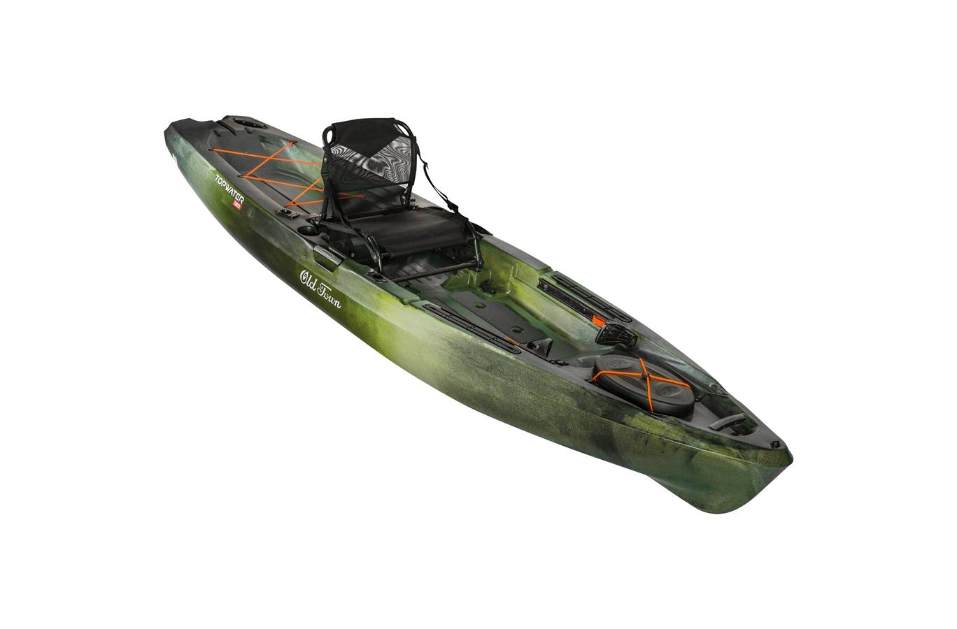 2019 Old Town Canoes and Kayaks Topwater 120 Angler