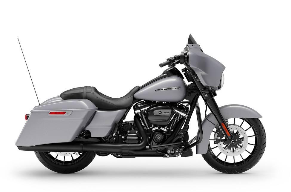 2019 Harley Davidson Street Glide Special Color Option