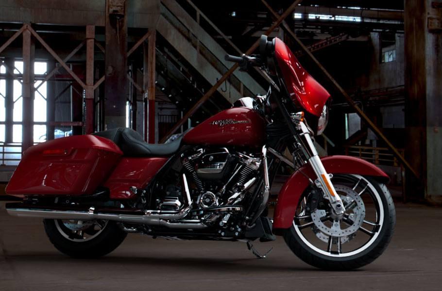 2019 Harley-Davidson® Street Glide® - Color Option