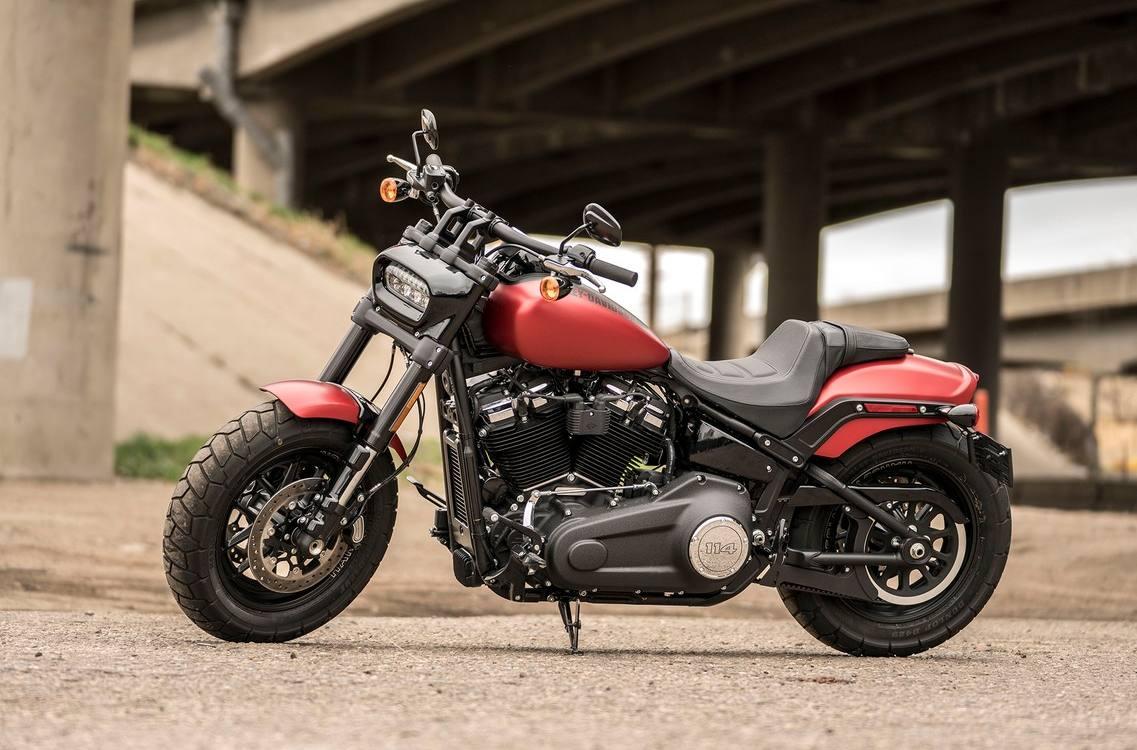 2019 Harley-Davidson® Fat Bob® 114 - Color Option