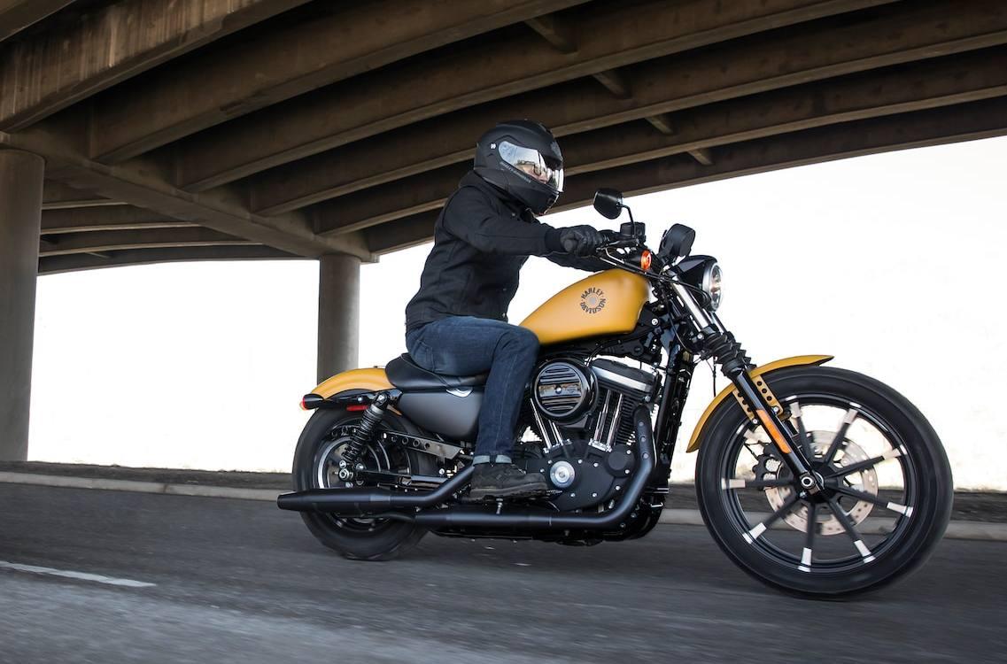2019 Harley-Davidson® Iron 883™ - Color Option