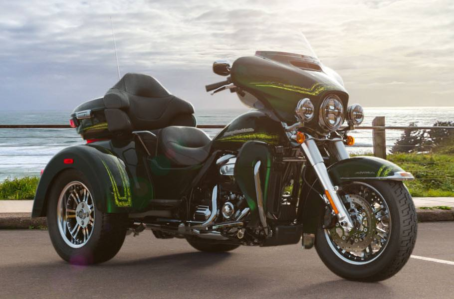 Harley Tri Glide >> 2019 Harley Davidson Tri Glide Ultra Custom Color Option