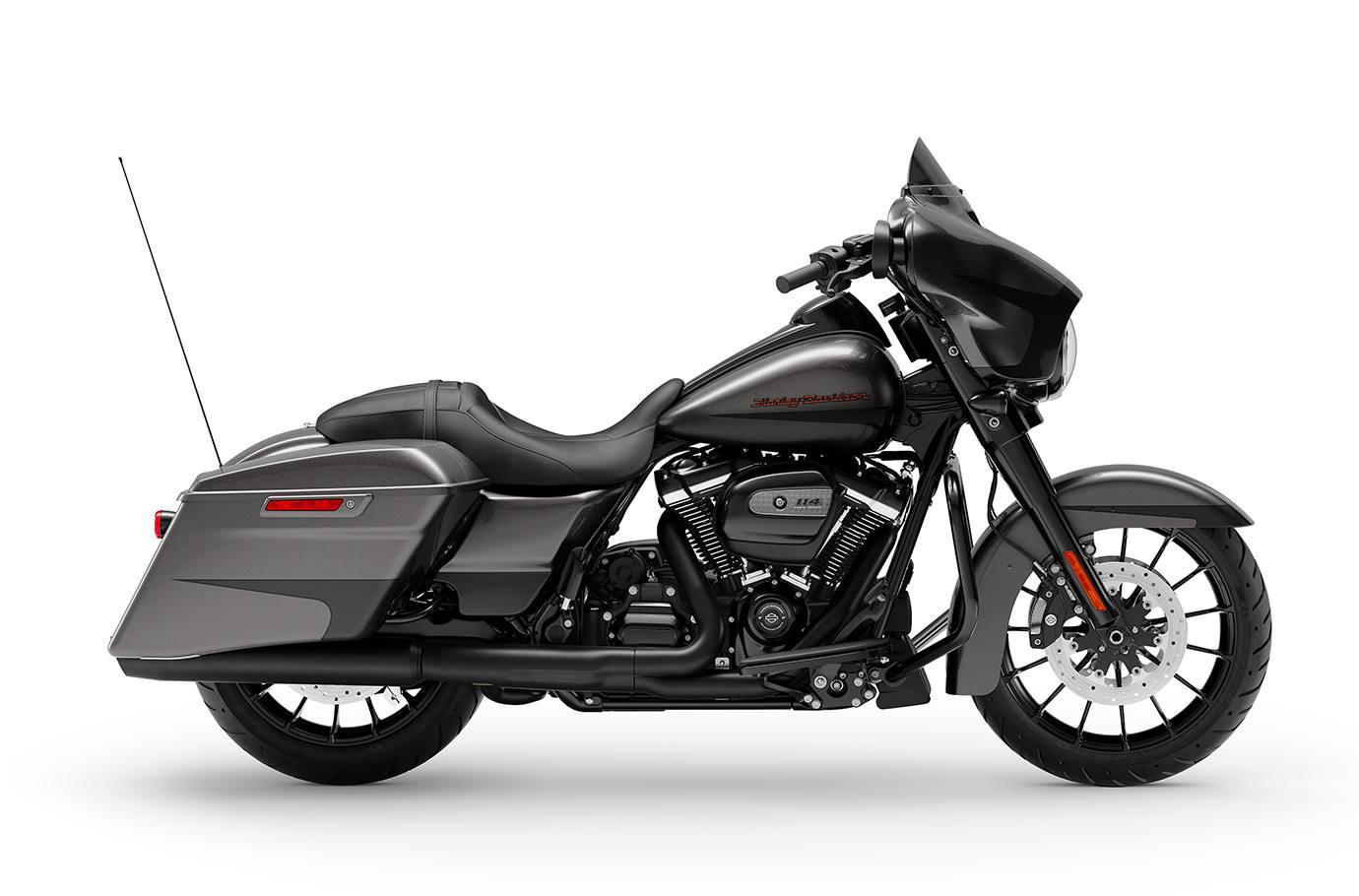 2019 Harley-Davidson® Street Glide® Special - Two-Tone Custom Option
