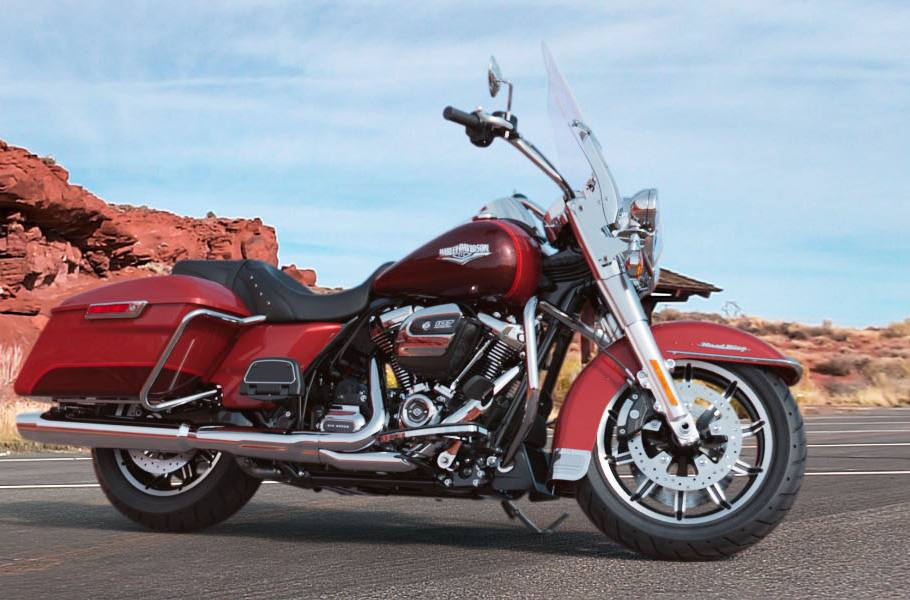 2019 Harley-Davidson® Road King® - Two-Tone Option