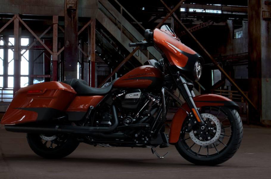 2019 Harley Davidson Street Glide Special Two Tone Custom Option