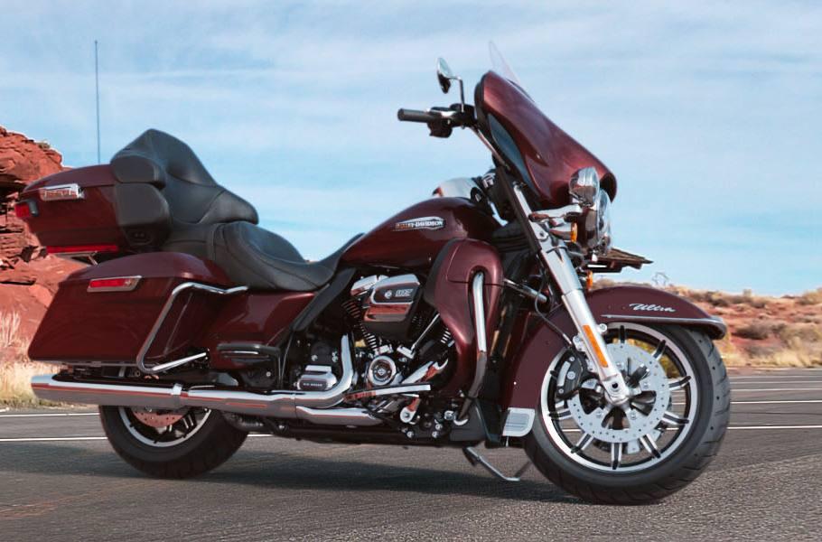 2019 Harley-Davidson® Electra Glide® Ultra Classic ...