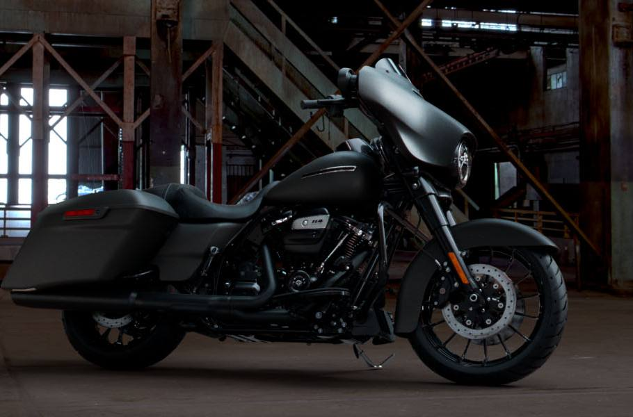 2019 Harley Davidson Street Glide Special Color Option