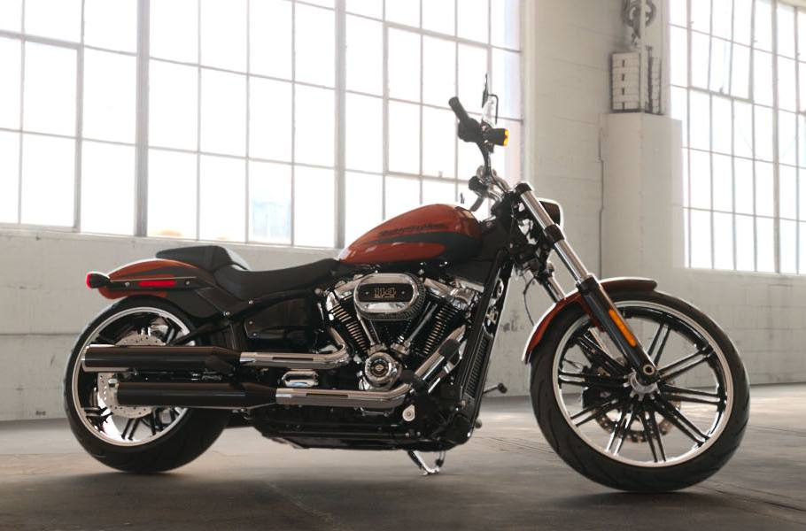 2019 Harley-Davidson® BREAKOUT 114