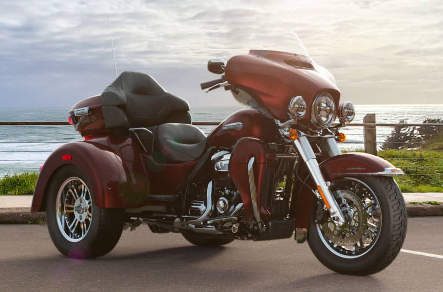 2019 Harley-Davidson® Tri Glide® Ultra - Color Option