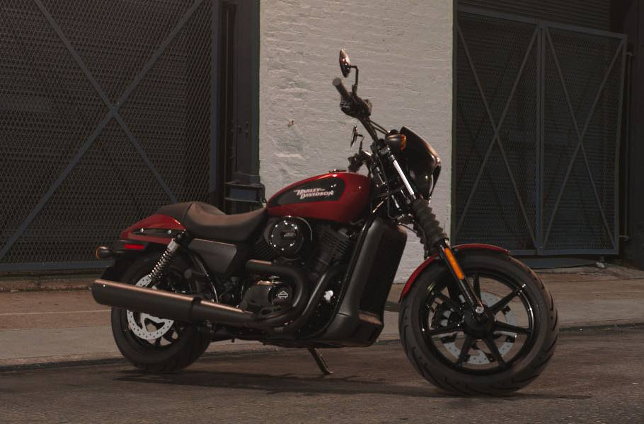 2019 Harley-Davidson® Harley-Davidson Street® 500 - Two-Tone Option