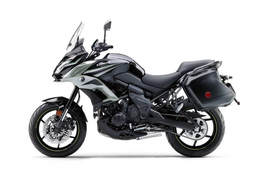 2019 Kawasaki Versys 650 ABS LT