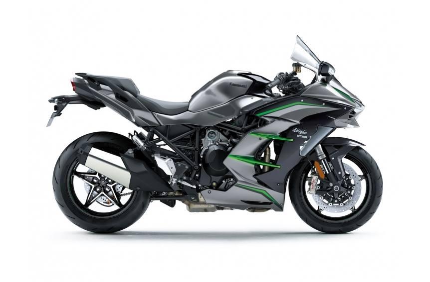 2019 Kawasaki Ninja H2 Sx Se For Sale In Halifax Ns Freedom Cycle