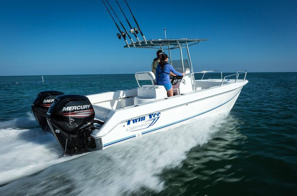 2019 Mercury FourStroke 115 HP - 25 in  Shaft for sale in