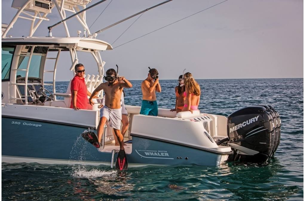 2019 Boston Whaler 350 Outrage for sale in Bay St  Louis, MS