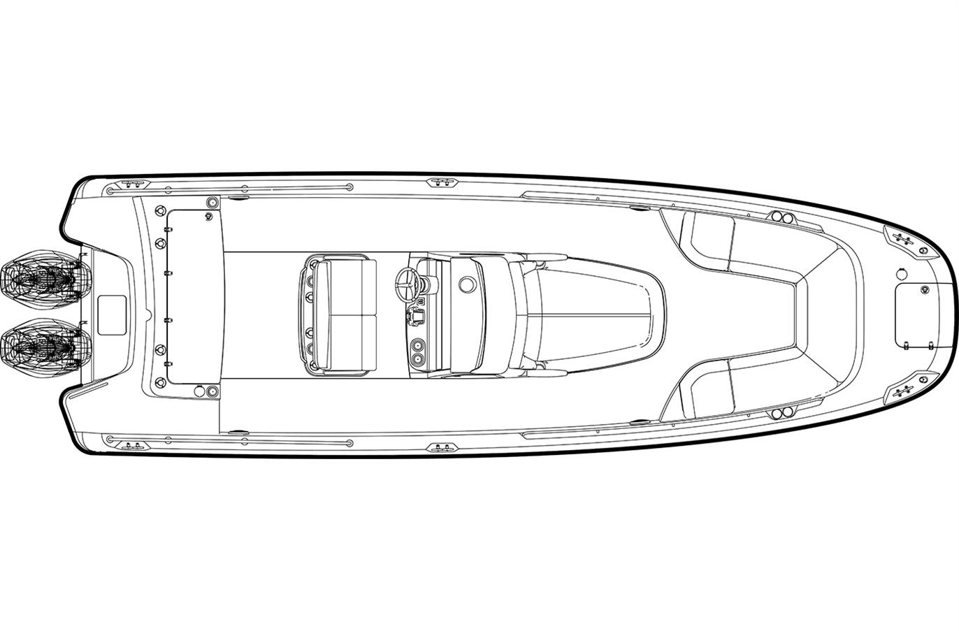Drawing Schematic Diagram Of Navigation Lamp Wiring On Boston Whaler