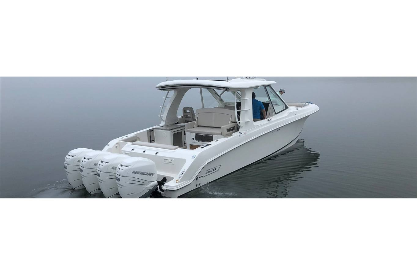 2019 Boston Whaler 380 Realm for sale in Burnaby, BC  M & P Mercury