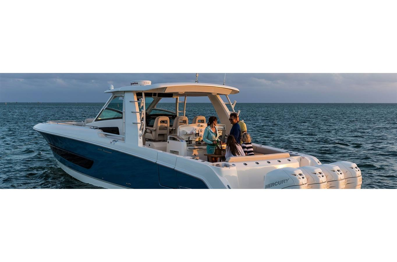 2019 Boston Whaler 420 Outrage for sale in Kailua, HI